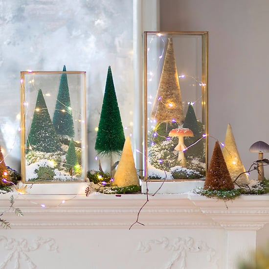 How to Decorate With Christmas Tree Lights