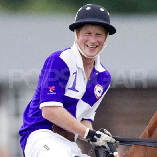 Prince Harry Pictures Playing Polo