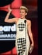 Miley Cyrus presented one of the awards.