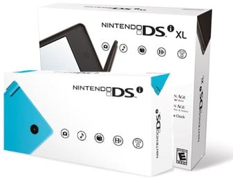 Nintendo DSi DSi XL Price Drop