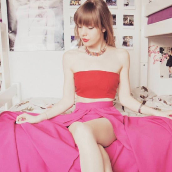 Girl Re-Creates Taylor Swift Outfits on Instagram