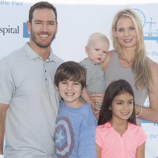 Mark-Paul Gosselaar Family Pictures