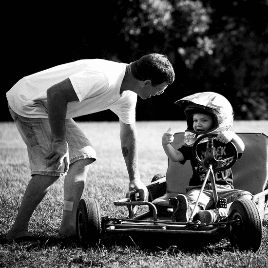 Parenthood Rules You Won't Find in the Parenting Books