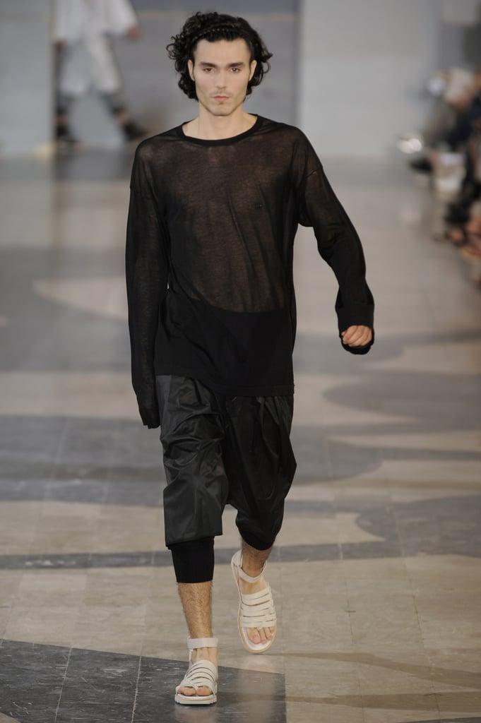 Paris: Kris Van Assche Men's Spring 2010