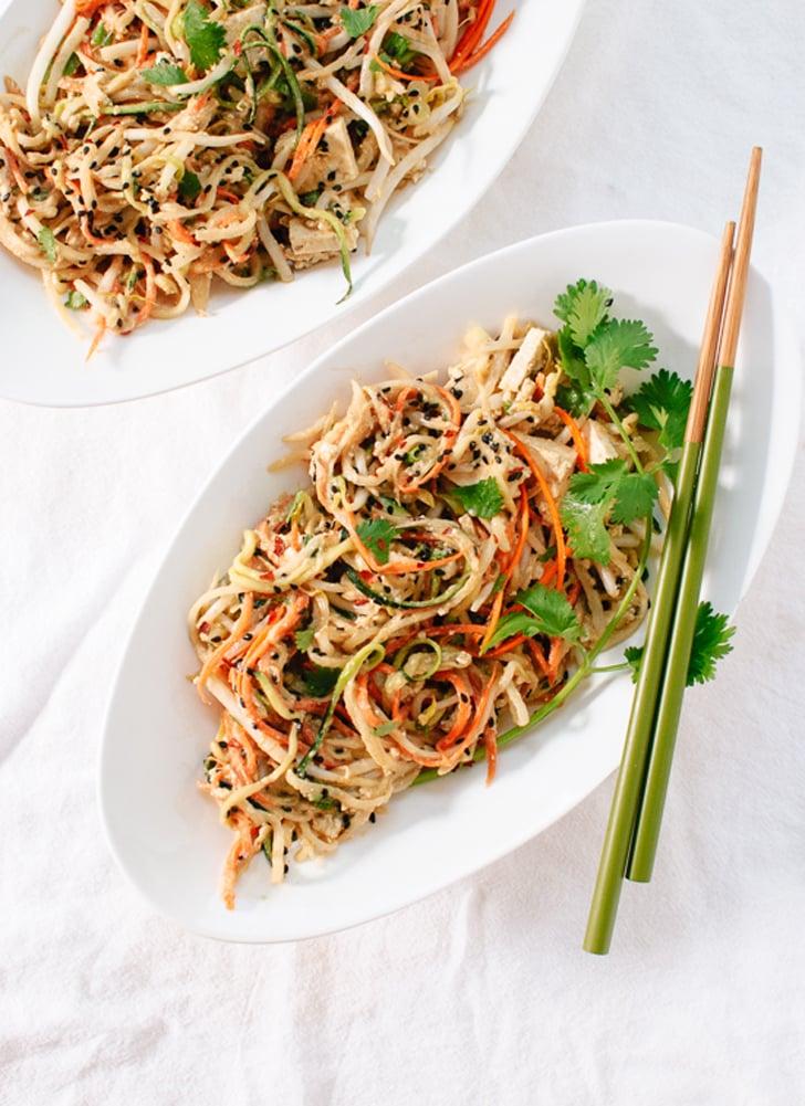No-Noodle Pad Thai