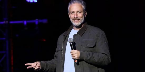 Jon Stewart Gives Abandoned Horse New Life At His Animal Sanctuary