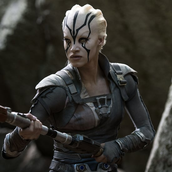 Who Plays Jaylah in Star Trek Beyond?