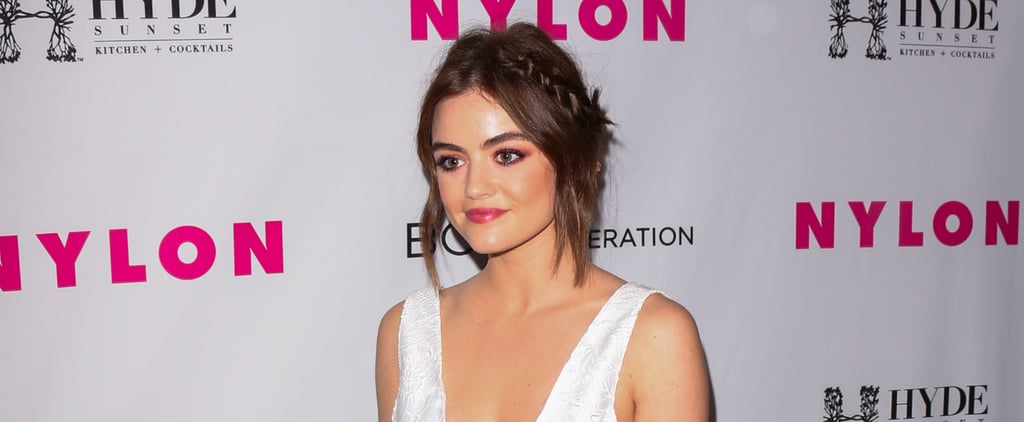 Proof That Lucy Hale Has the Coolest Hair Ideas in Hollywood