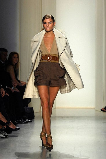 New York Fashion Week, Spring 2008: Donna Karan