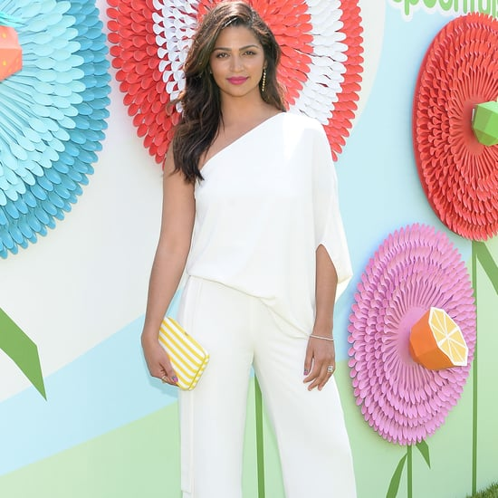 Camila Alves at the Yummy Spoonfuls Target Launch