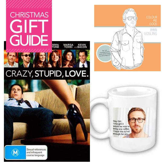 2012 Christmas Gift Guides: The Ryan Gosling Fan