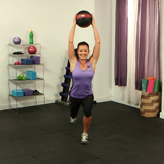5 Medicine Ball Exercises to Work Your Entire Body