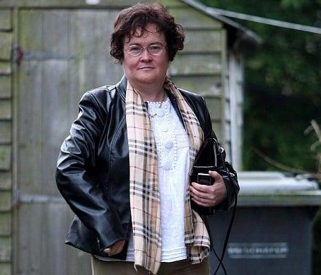 Susan Boyle Makeover