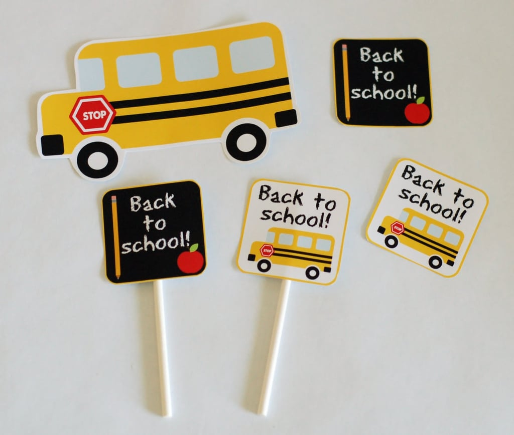 Flash Card-Inspired Party ($10)