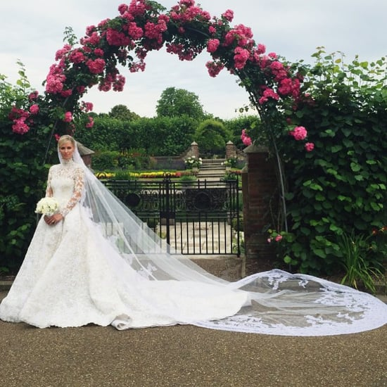 Instagrams From Nicky Hilton's Wedding | Pictures