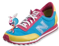 Check Out the New Force in Fashion This Season, New Balance For Nine West
