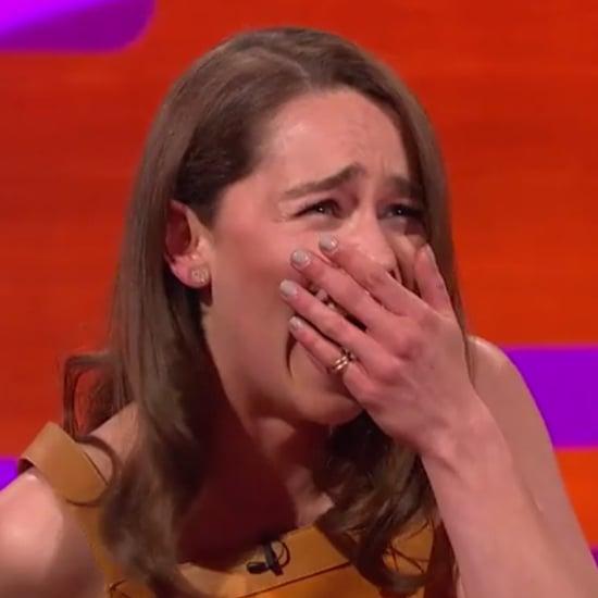 Emilia Clarke on The Graham Norton Show June 2015 | Video