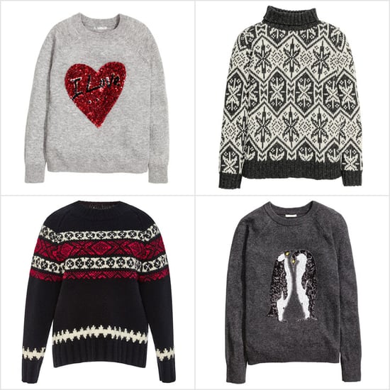 50 Festive and Fashionable Christmas Jumpers and Sweaters