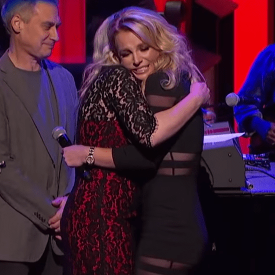 Britney Spears Surprises Jamie Lynn Spears at the Opry