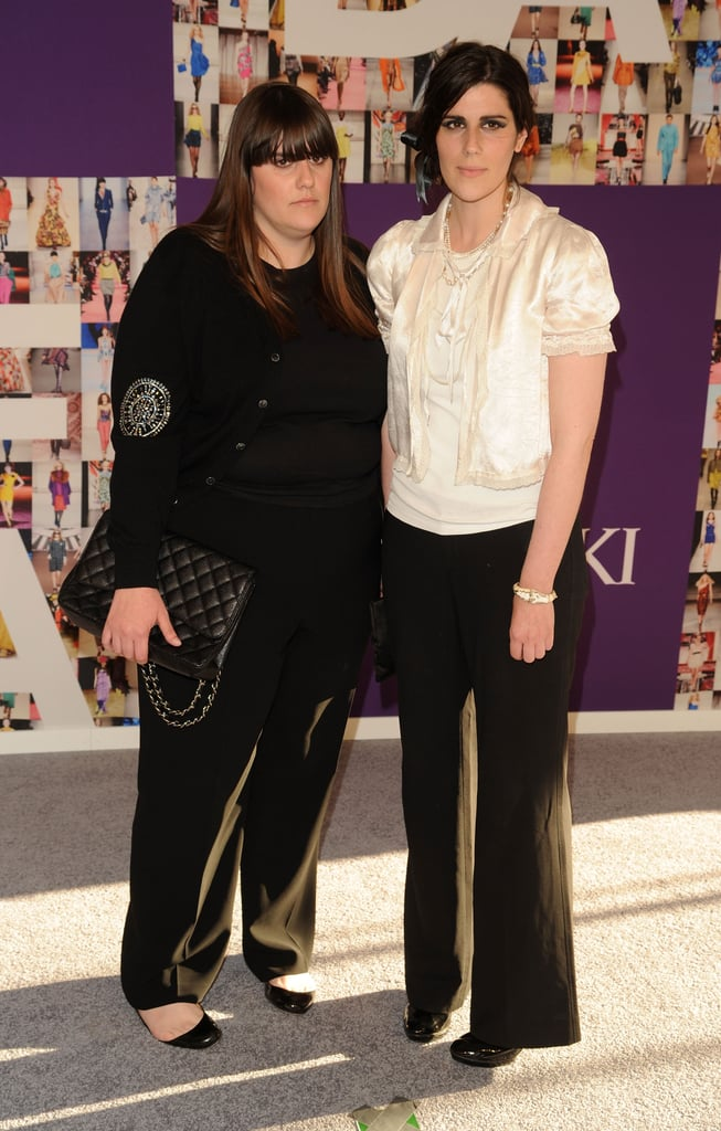 Kate and Laura Mulleavy