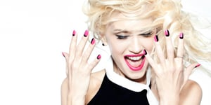 Coming in January: Gwen Stefani by OPI!