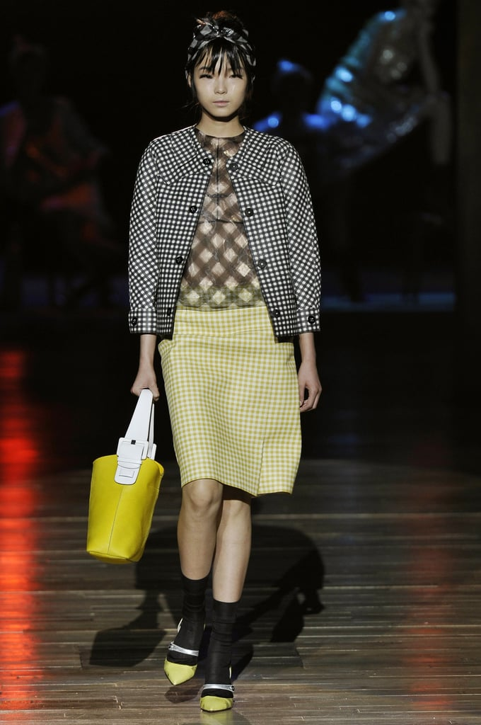 Marc Jacobs Spring 2012
