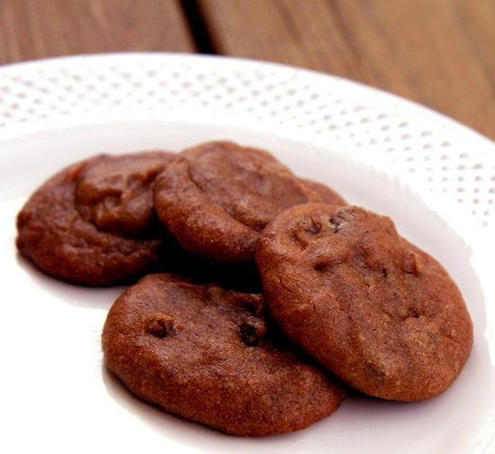 Vegan, Grain-Free Pumpkin Chocolate Chip Cookies