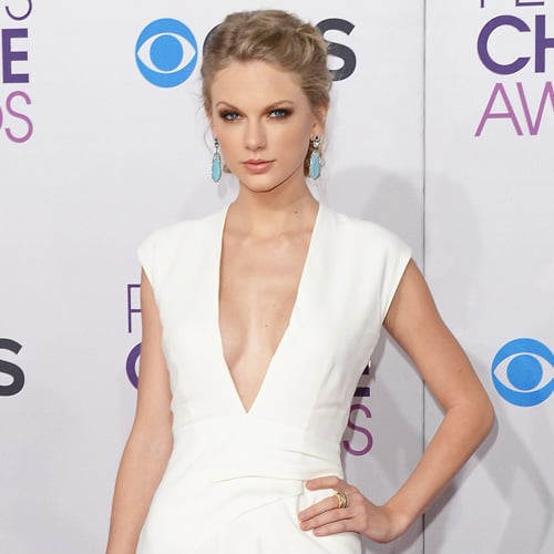Taylor Swift at People's Choice Awards 2013 Pictures