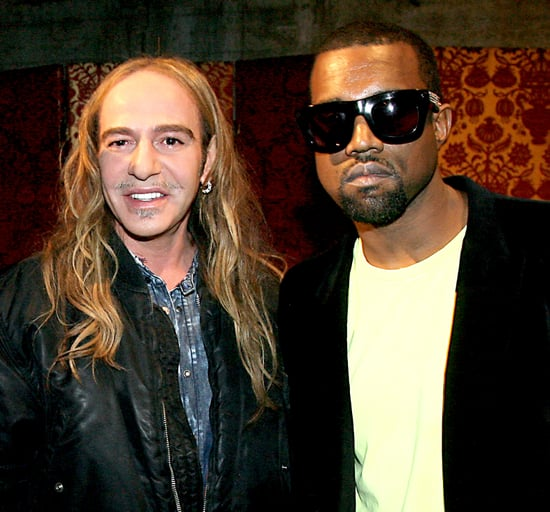 Kanye West Tweets Excitement for John Galliano's Gig at Maison Martin Margiela, Plus See Kim Kardashian's Best Margiela Looks