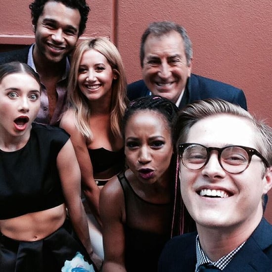 High School Musical Cast Reunites at Descendants Premiere