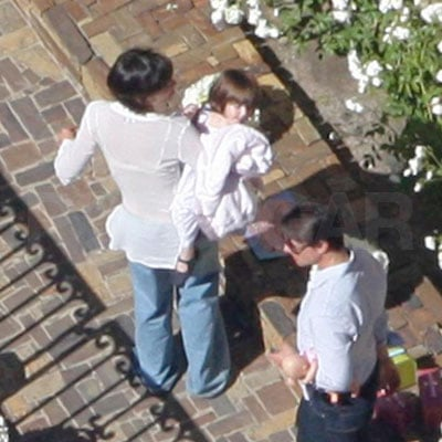Tom Cruise and Katie Holmes Celebrate Suri Cruise's 2nd Birthday