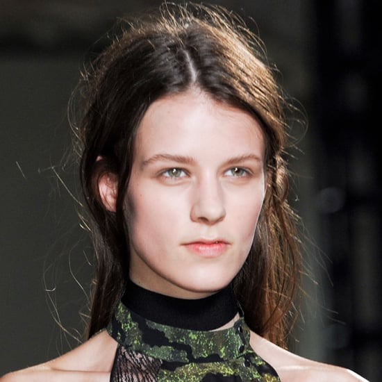 Proenza Schouler Hair and Makeup Spring 2013