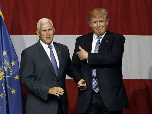 Gov. Mike Pence is Going to Be Trump's VP Pick
