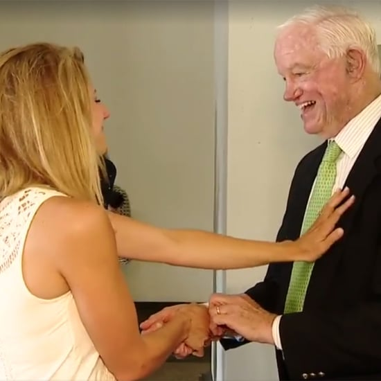 Bride Walks Down the Aisle With Man Who Received Dad's Heart