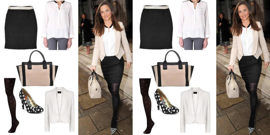 Shop Pippa Middleton's Chic Mayfair Look