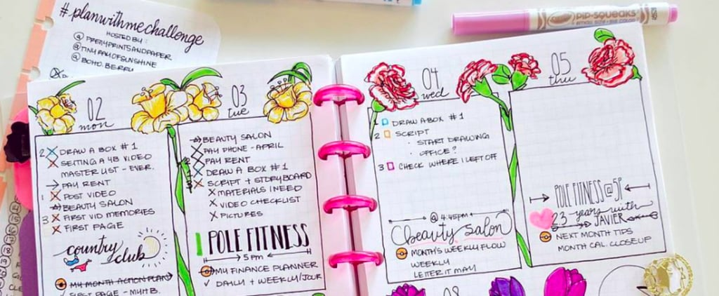 24 Pretty Bullet Journals to Inspire Your Own Design