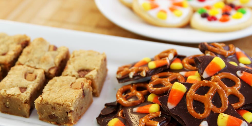 3 Sweet Ways to Upgrade Leftover Halloween Candy