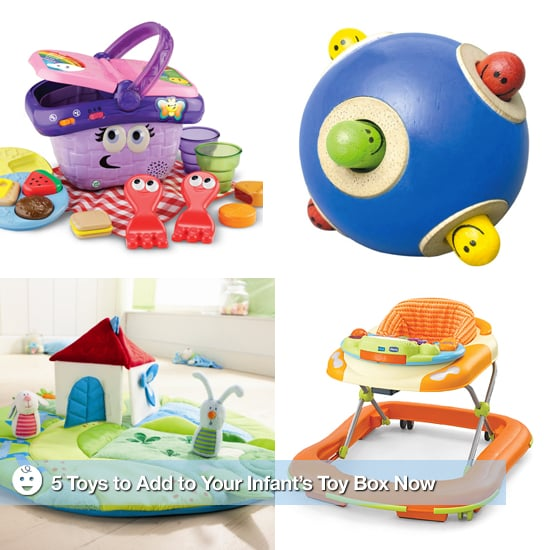 Sugar Shout Out: Must-Add Toys For Your Infant!