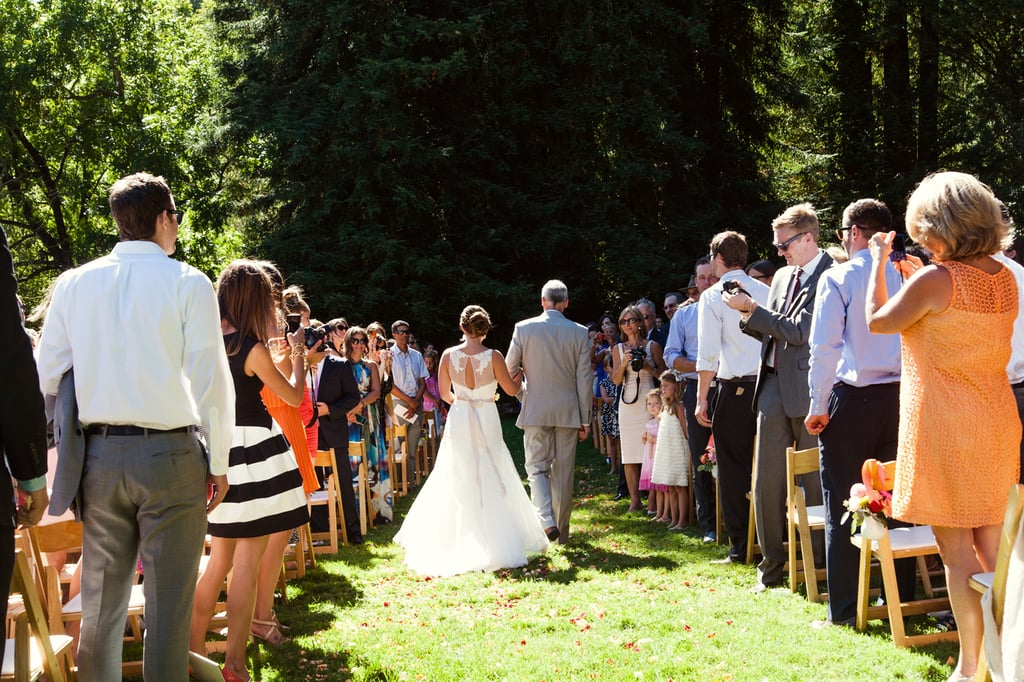 This Summer-Camp-Inspired Wedding Is Pure Fun in the Sun