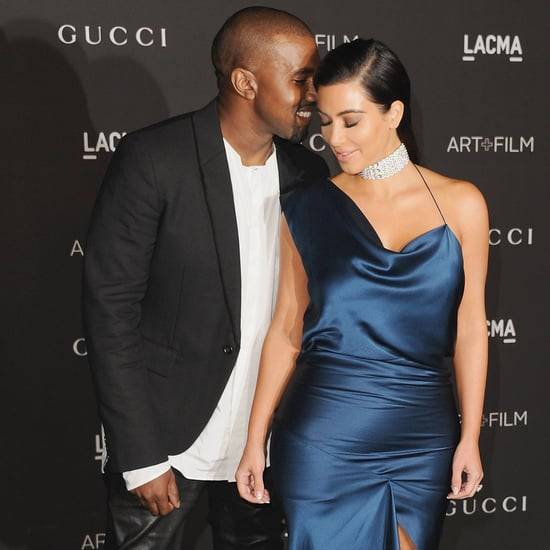 Kanye West Is Cleaning Out Kim Kardashian's Closet