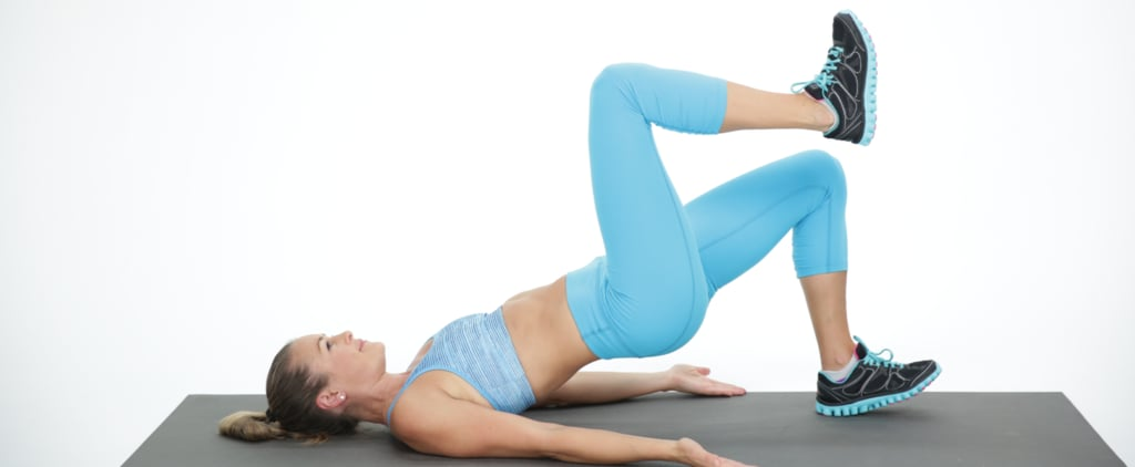 Your Glutes Are About to Get a Wake-Up Call With This Killer Bridge Variation