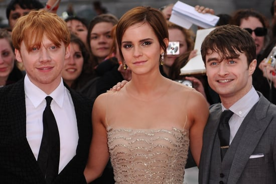 Pictures of Celebrities at the World Premiere of Harry Potter and the Deathly Hallows Part 2 in London
