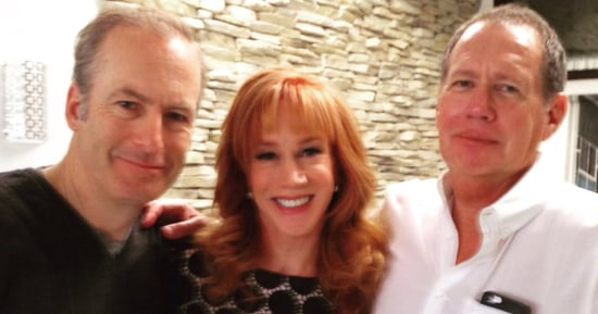 Kathy Griffin Remembers Garry Shandling: 'That Man Made Me Laugh'