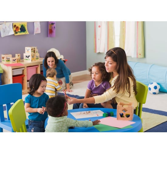 Start Childcare Early
