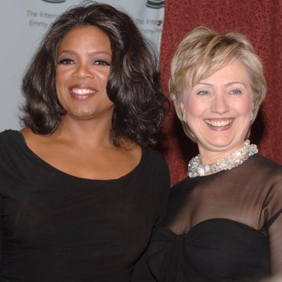 Oprah Winfrey Endorses Hillary Clinton For President 2016