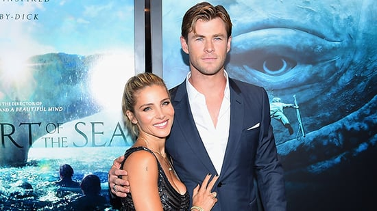 Chris Hemsworth and Elsa Pataky Are the Cutest Couple Ever on Beach Vacation