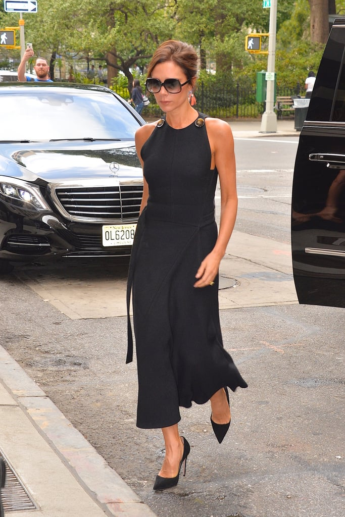 10 платьев victoria beckham collection