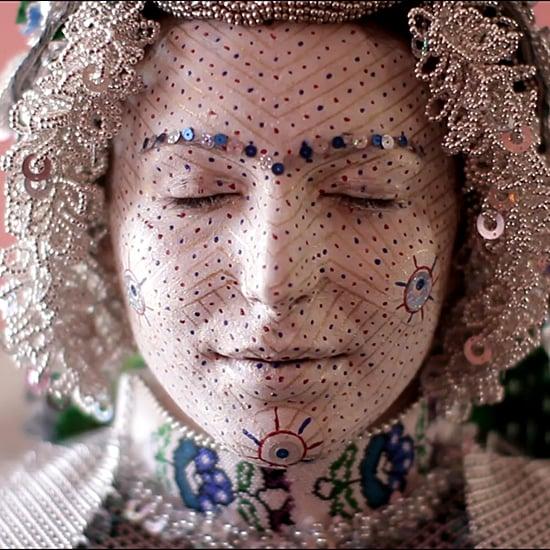 Amazing Wedding Makeup Video From Kosovo