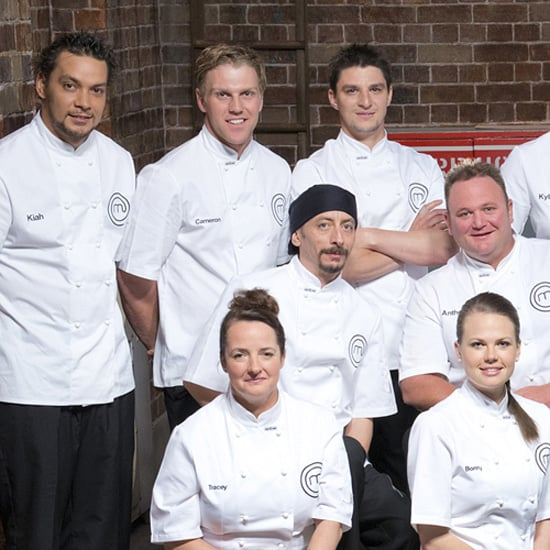 Kiah Blanco: 27, QLD, Sous Chef Cameron Bailey: 26, NSW, Chef Tracey Holderness: 47, NSW, Chef Luke Southwood: 43, NSW, Chef Michael Demagistris: 31, VIC, Head Chef Bonny Porter: 23, NSW, Chef Anthony Bantoft: 33, QLD, Private Chef