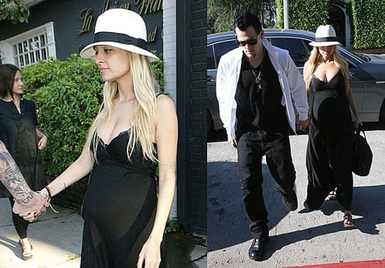 Nicole Is Another Gorgeous Pregnant Starlet
